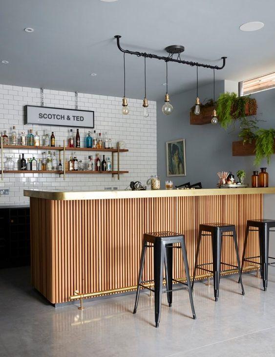 kitchen bar ideas 20