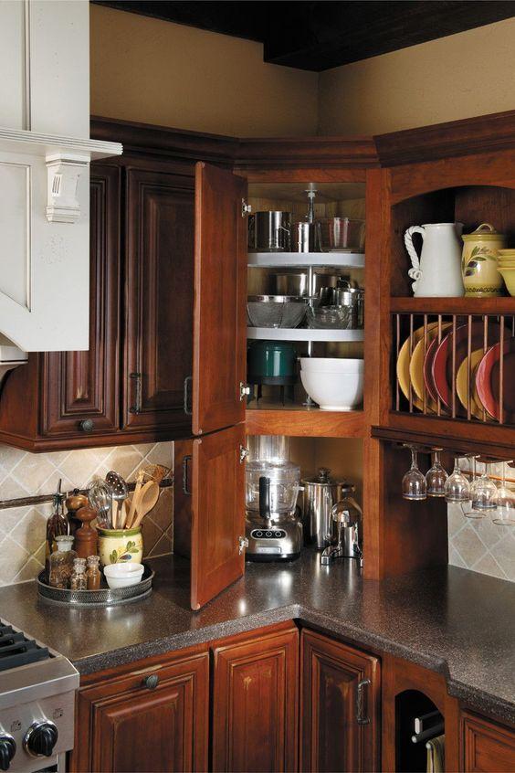 kitchen corner ideas 23