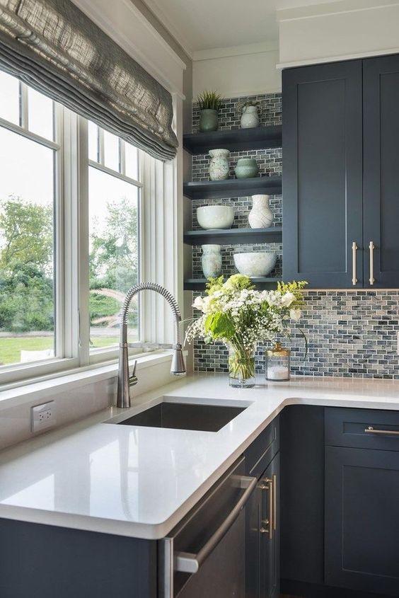 Kitchen Corner Ideas: Chic Decorative Corner