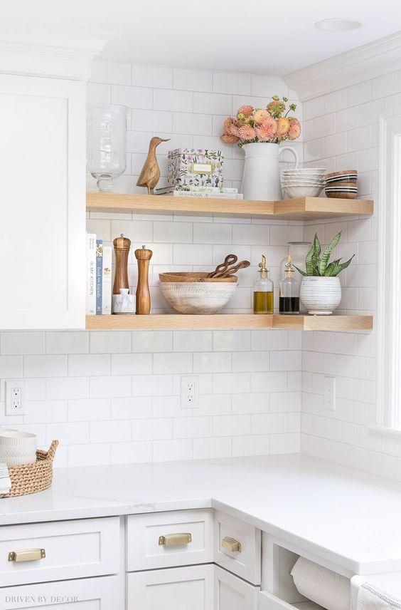 Kitchen Corner Ideas: Captivating Corner
