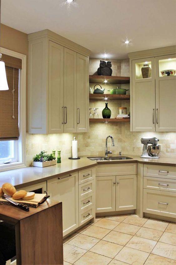 kitchen corner ideas 9