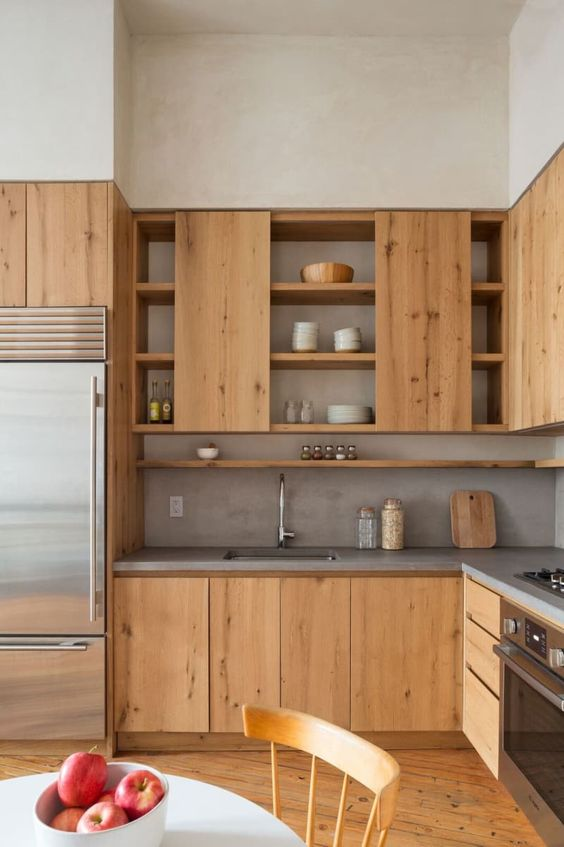 kitchen wood ideas 12