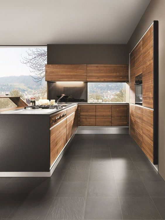 kitchen wood ideas 13