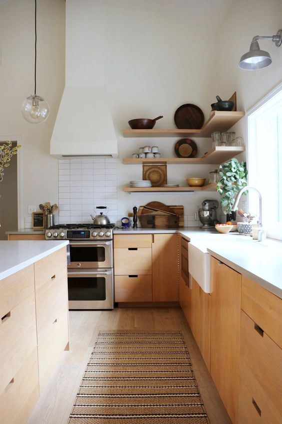 kitchen wood ideas 14