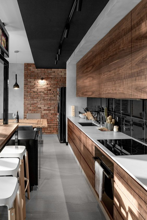 kitchen wood ideas 18