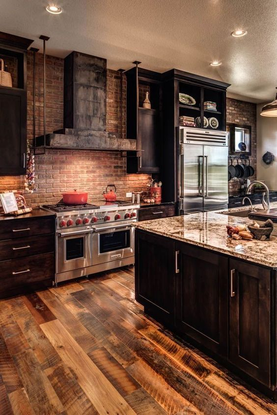 kitchen wood ideas 19