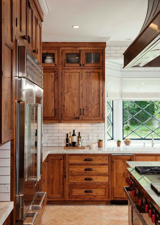 kitchen wood ideas 20