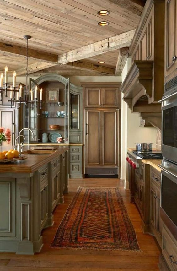 kitchen wood ideas 21