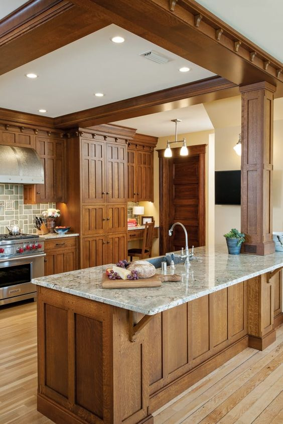 kitchen wood ideas 22
