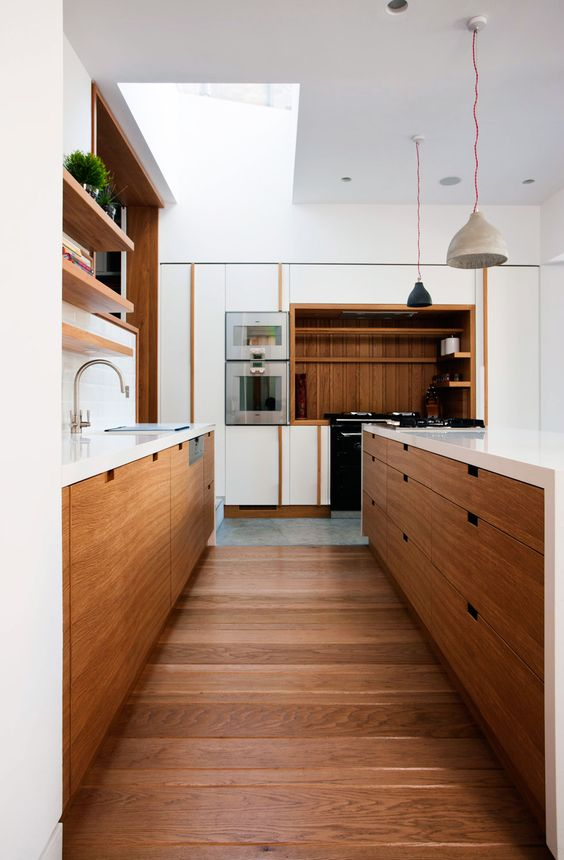 kitchen wood ideas 24