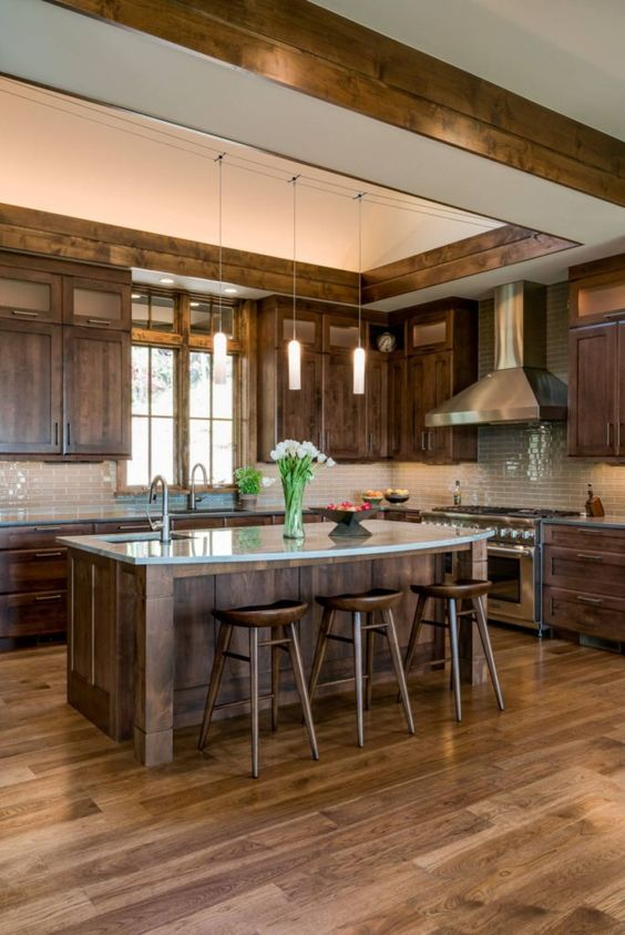 kitchen wood ideas 25