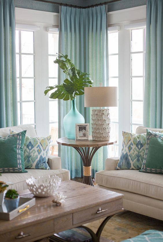 living room curtains ideas 21