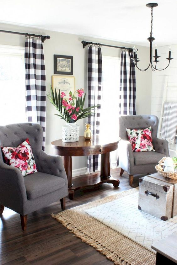 living room curtains ideas 6