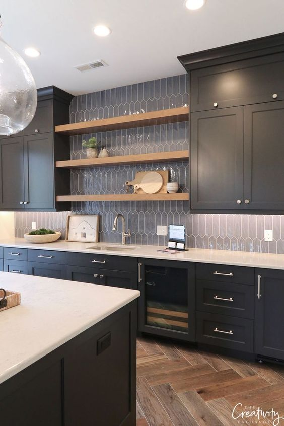 minimalist kitchen ideas 13