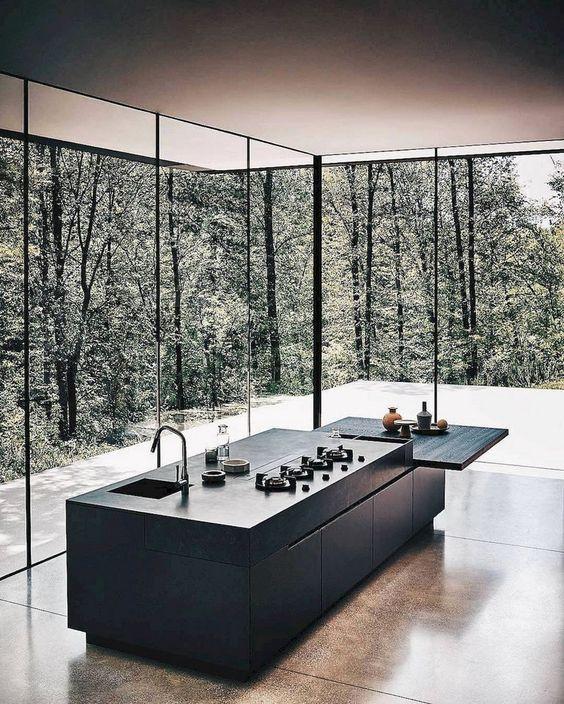 minimalist kitchen ideas 16