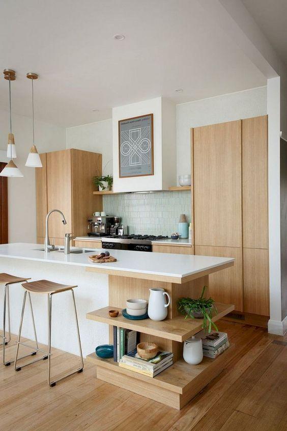 minimalist kitchen ideas 19