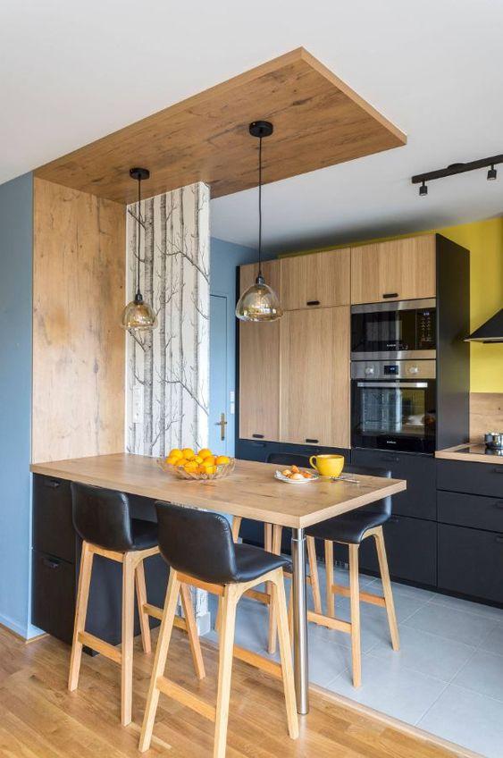 Minimalist Kitchen Ideas: Simple Earthy Kitchen