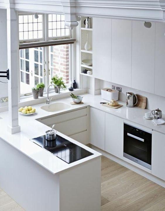 minimalist kitchen ideas 7
