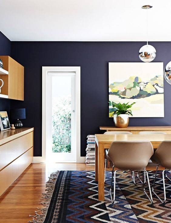 Navy Dining Room Ideas: Make It Flawless