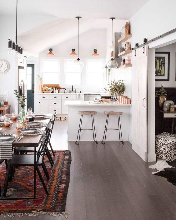 open dining room ideas 10