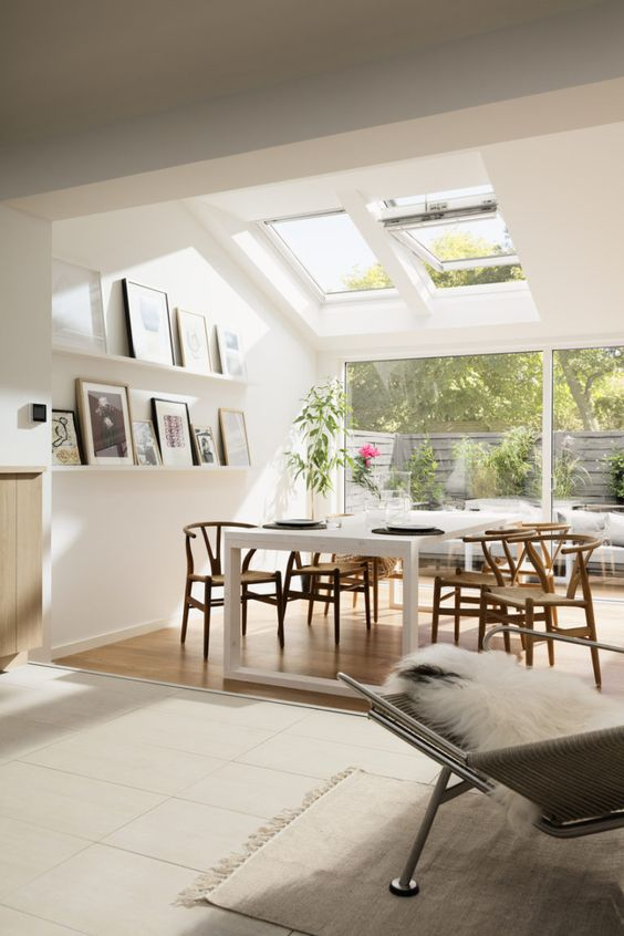 open dining room ideas 12