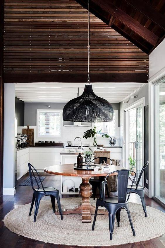 open dining room ideas 22