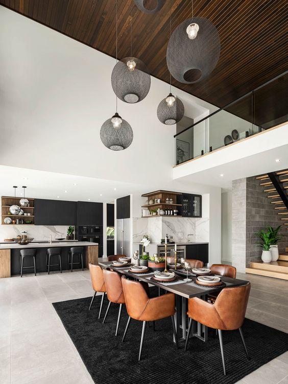 open dining room ideas 23