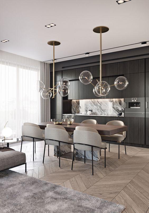 open dining room ideas 24
