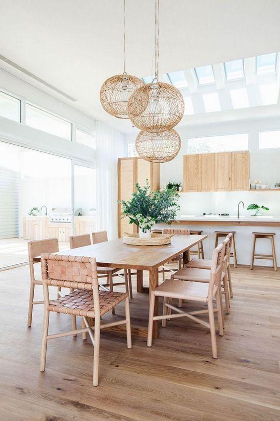 open dining room ideas 7