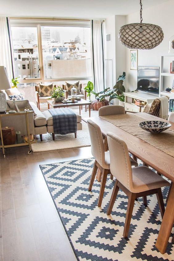open dining room ideas 8