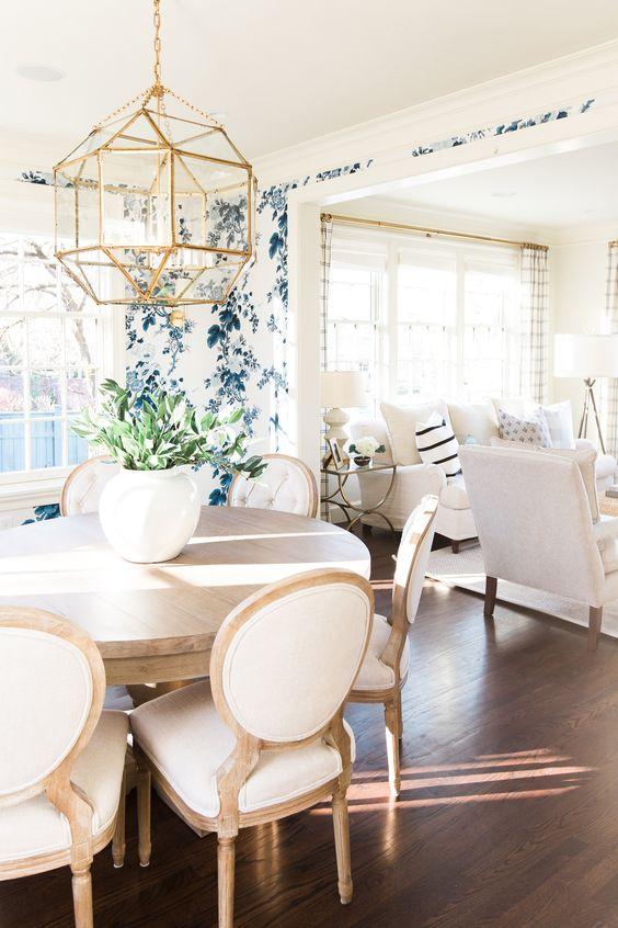 open dining room ideas 9