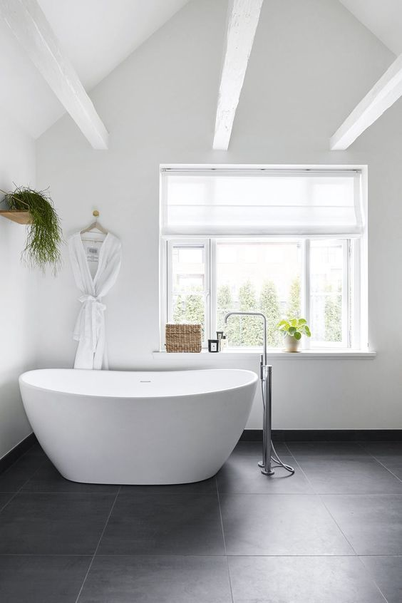 scandinavian bathroom ideas 16
