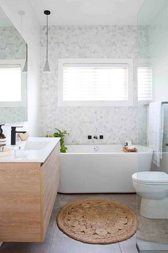 Scandinavian Bathroom Ideas: Let The Light In