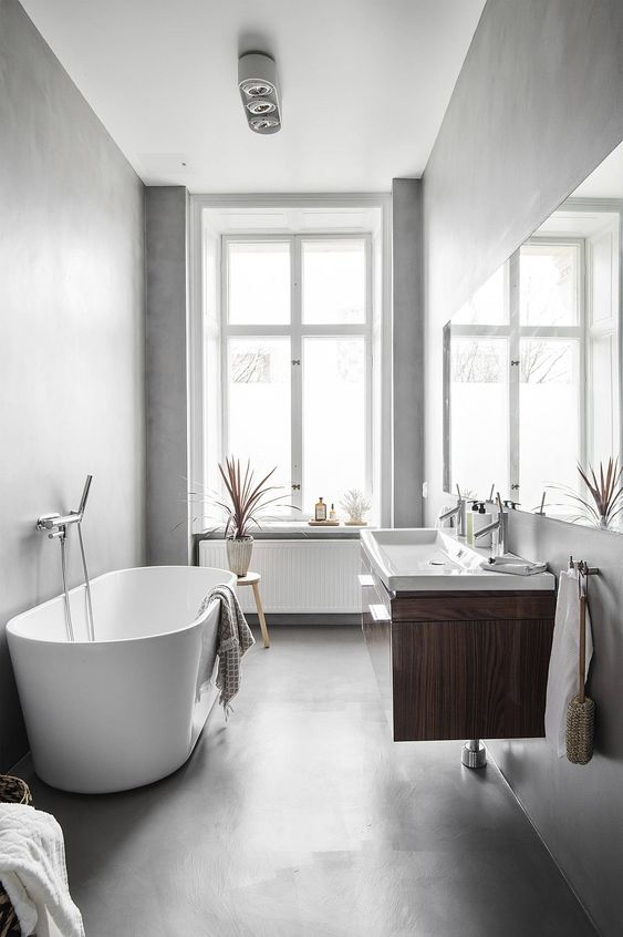 scandinavian bathroom ideas 6