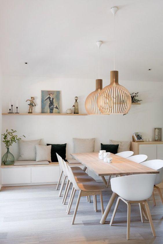 scandinavian dining room ideas 13