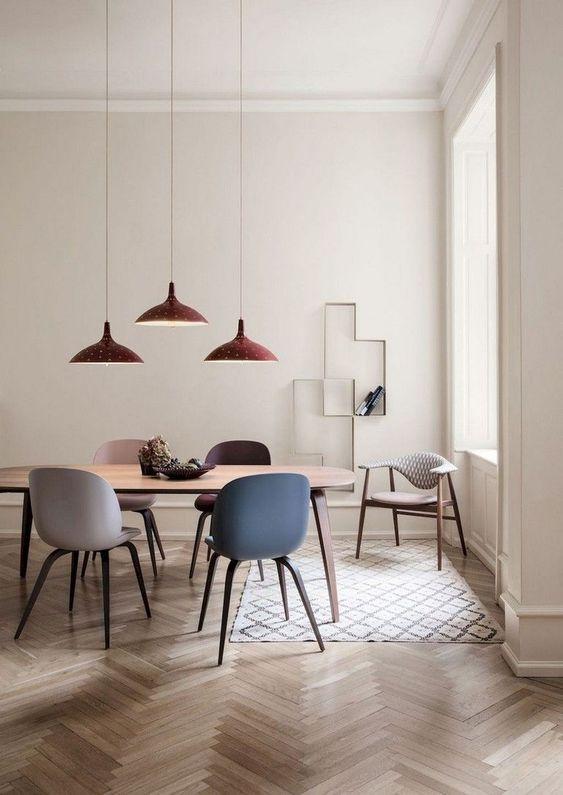 scandinavian dining room ideas 15