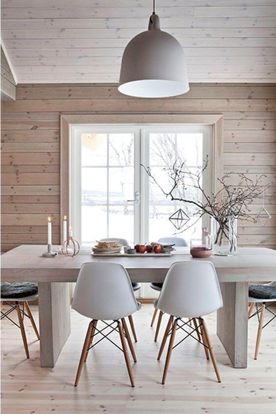 scandinavian dining room ideas 16