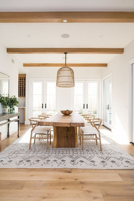 scandinavian dining room ideas 18