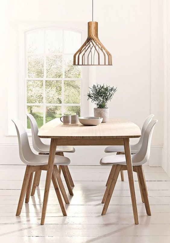 scandinavian dining room ideas 22