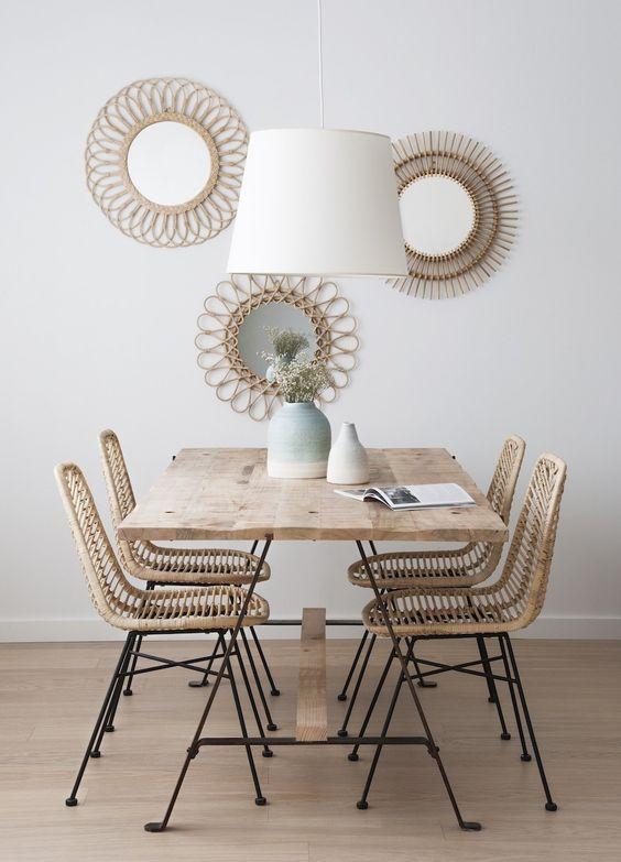 scandinavian dining room ideas 23