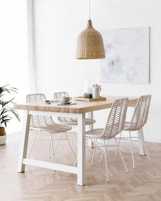 scandinavian dining room ideas 24