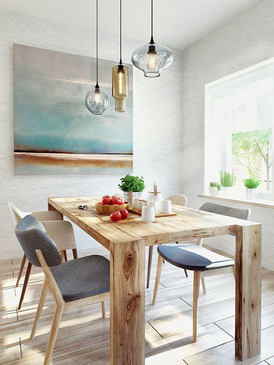 scandinavian dining room ideas 25