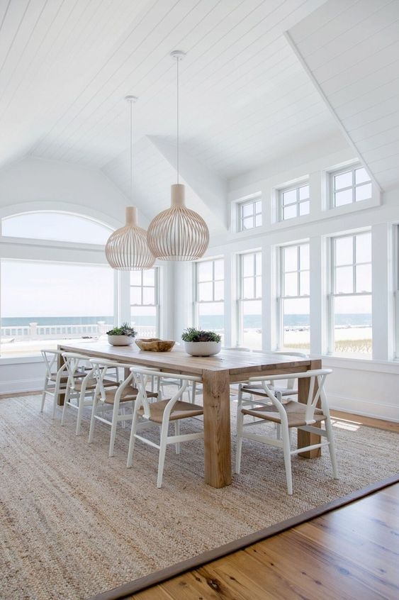 Dining Room Scandinavian Ideas: The Brighter The Better