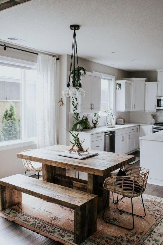 scandinavian dining room ideas 7