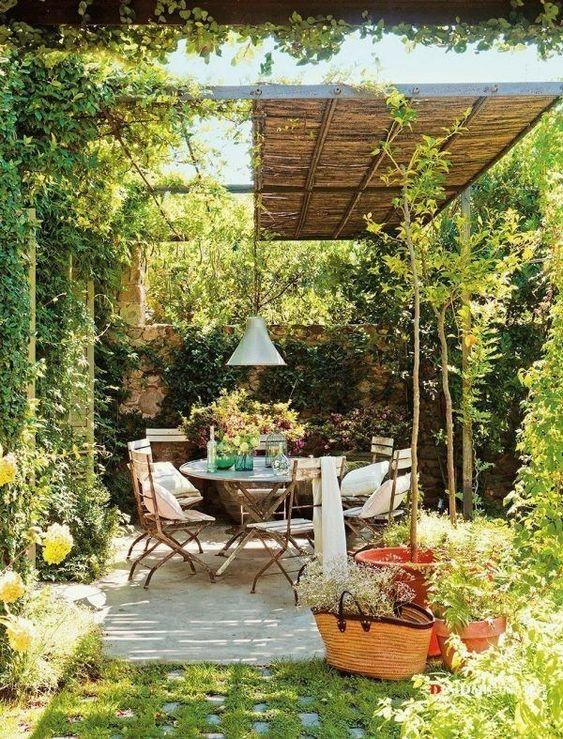 small backyard ideas 16