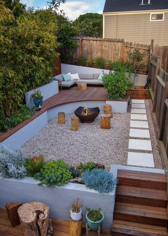 Small Backyard Ideas: No Swimming Pool No Cry