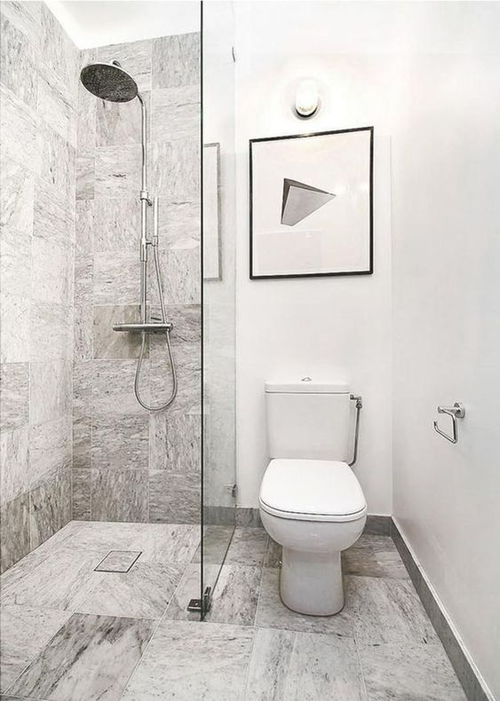 Small Bathroom Ideas: Chic Decorative