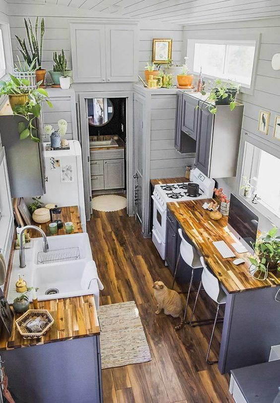 Tiny Kitchen Ideas: Creative Maximized Spaced