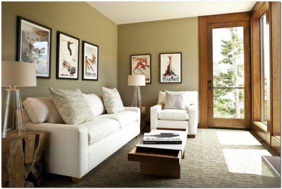 warm living room ideas feature