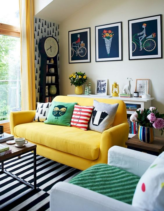 yellow living room 20